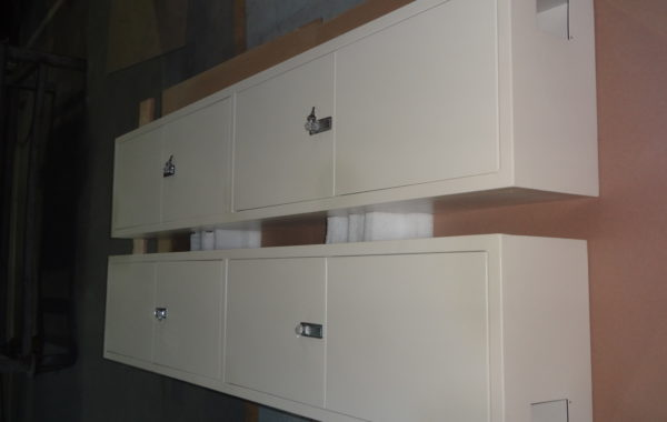 Special process control cabinet