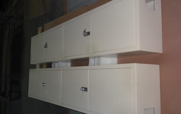 Special process control cabinet