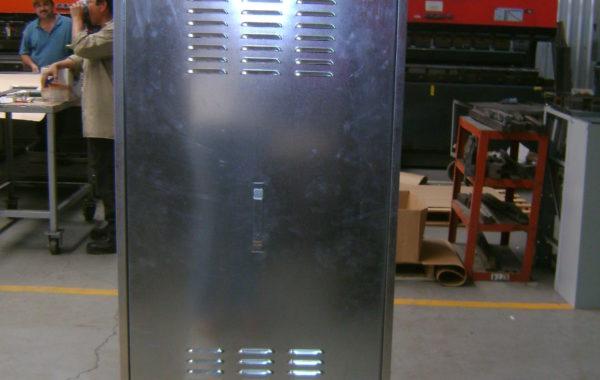 Water heater cabinet